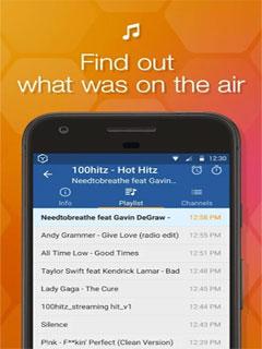 Online Radio Box - free player 3
