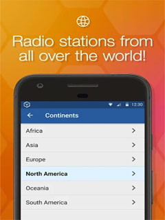 Online Radio Box - free player 4