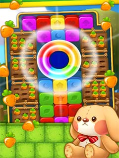 Bunny Blast - Puzzle Game 4