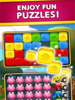 Bunny Blast - Puzzle Game 5