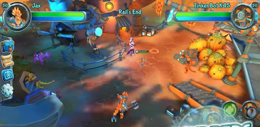 Lightseekers RPG 3