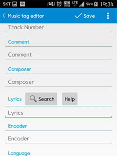 Star Music Tag Editor 4