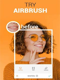 AirBrush Easy Photo Editor 1