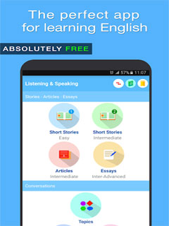 English Listening and Speaking 1