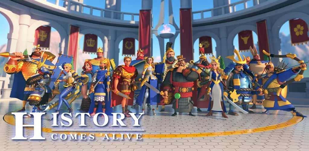 Rise of Civilizations 5