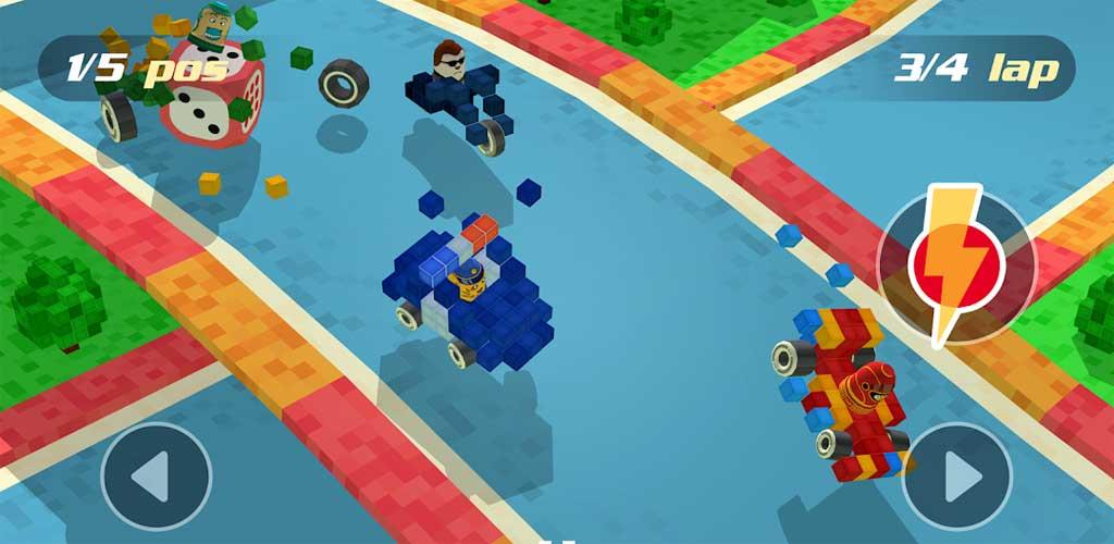 Blocky Racing 3
