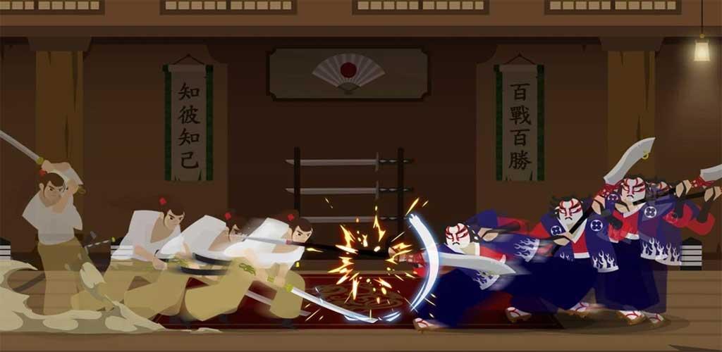 Samurai Kazuya 4