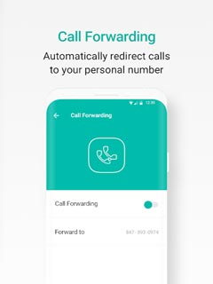 2ndLine - Second Phone Number 5