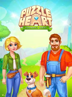 Puzzle Heart Match-3 1