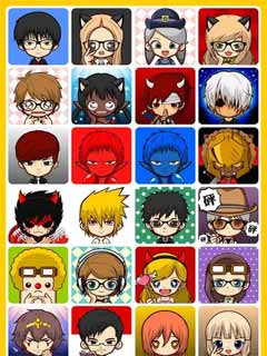 SuperMii- Make Comic Sticker 2