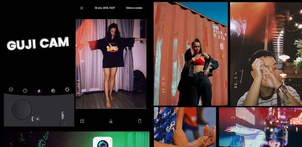 Guji Cam Analog Film Filter 1