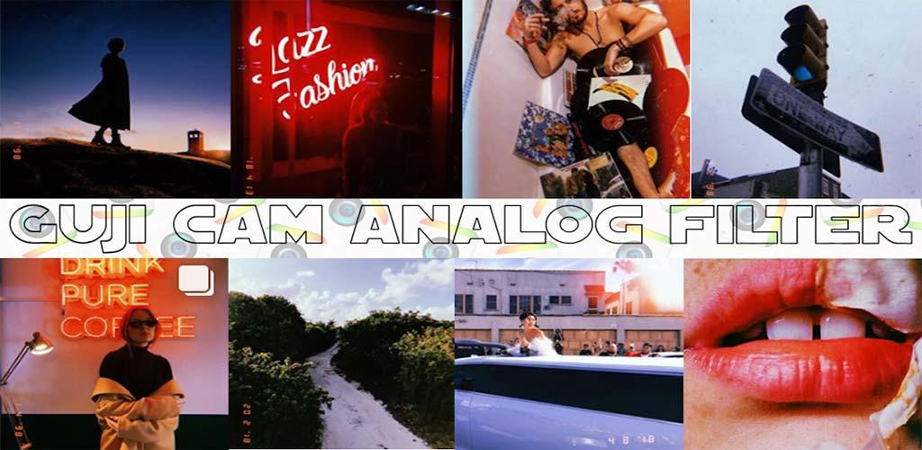Guji Cam Analog Film Filter 2