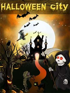 Halloween City 1