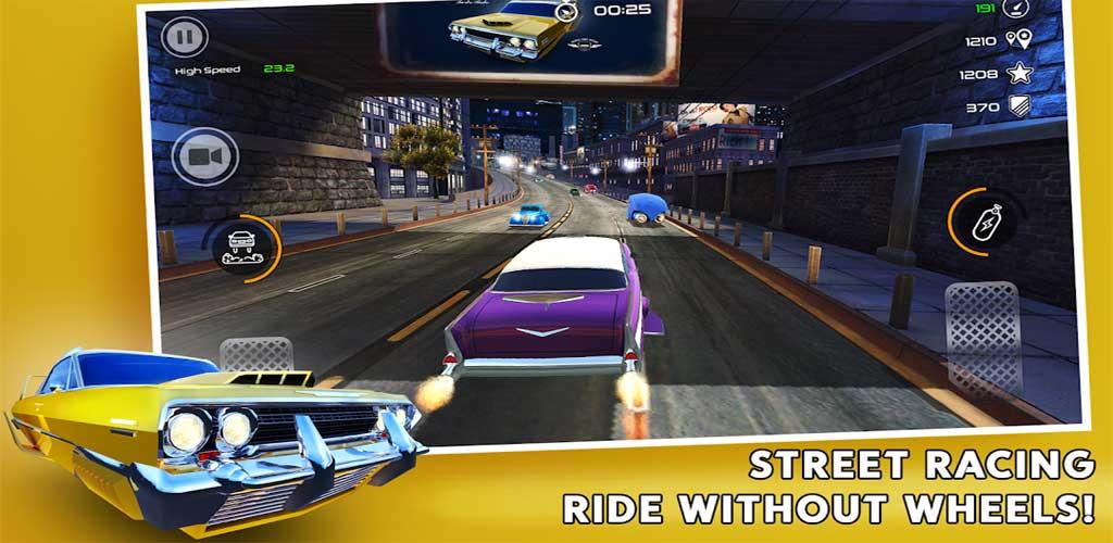 Rocket Carz Racing - Never Stop 4