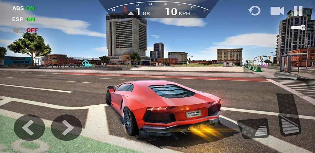 Ultimate Car Driving Simulator 1