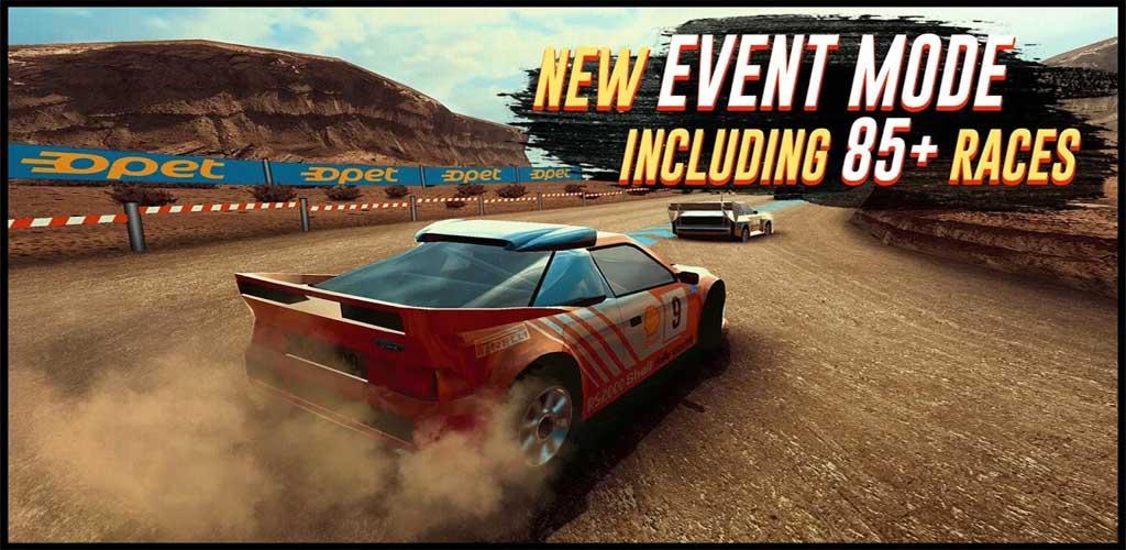 Rally Racer EVO 1