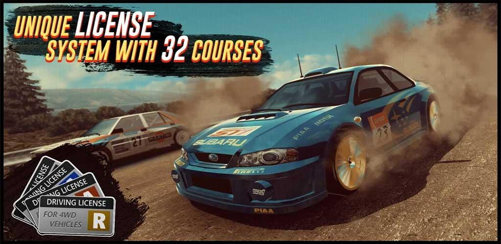 Rally Racer EVO 2