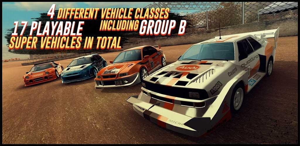 Rally Racer EVO 3