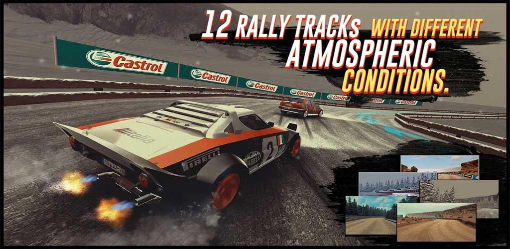 Rally Racer EVO 4