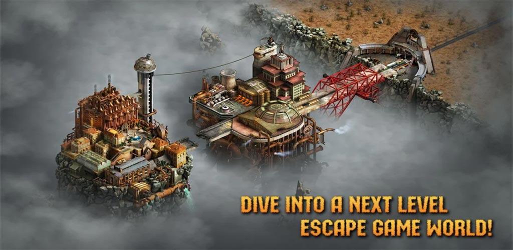 Escape Machine City 1