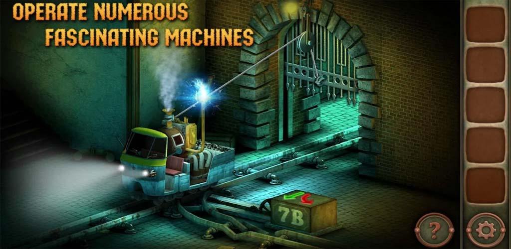 Escape Machine City 4