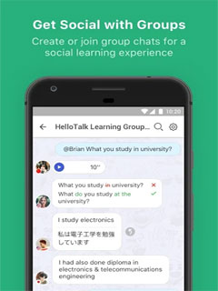 HelloTalk - Chat 5