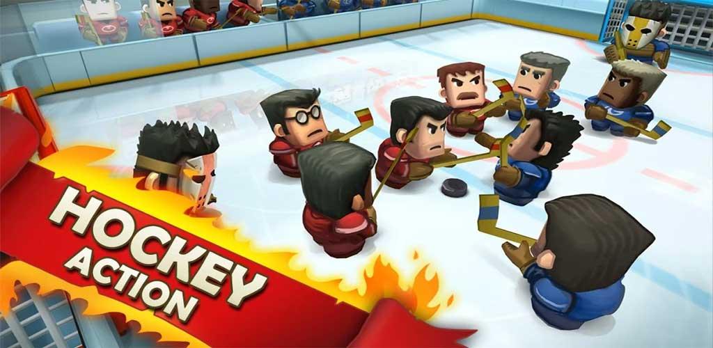 Ice Rage Hockey Multiplayer Free 1