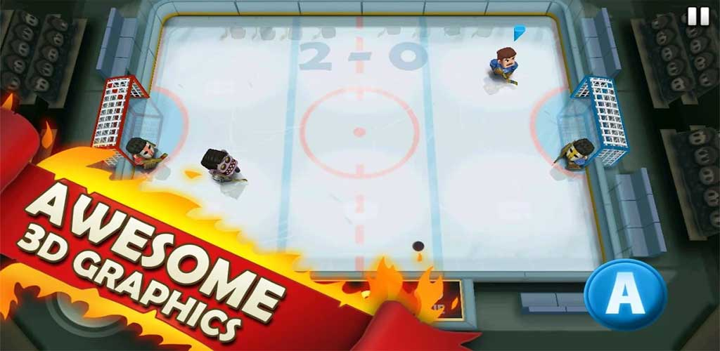Ice Rage Hockey Multiplayer Free 3