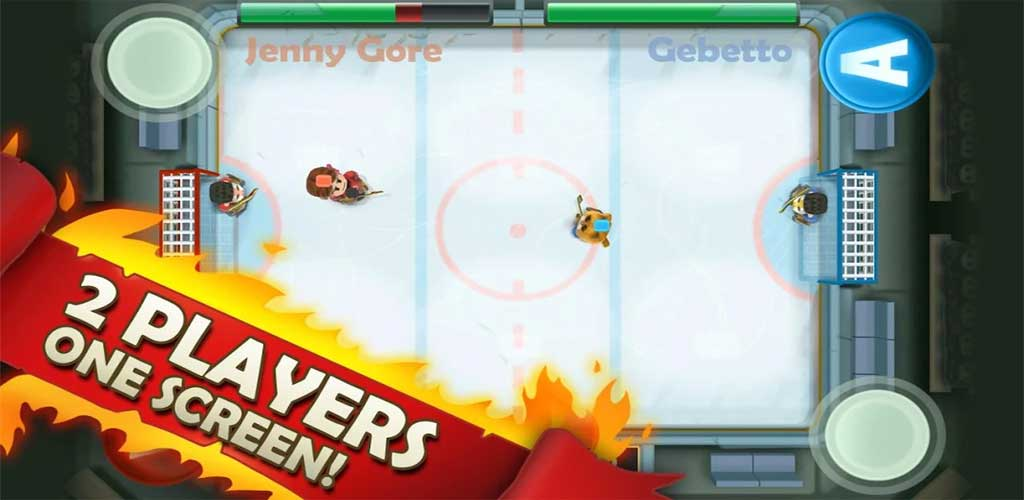 Ice Rage Hockey Multiplayer Free 4