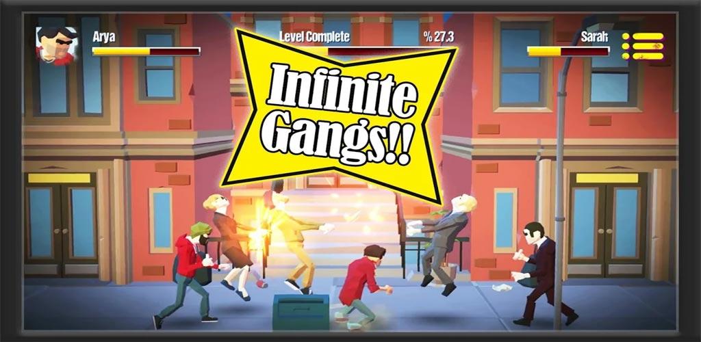 City Fighter vs Street Gang 2