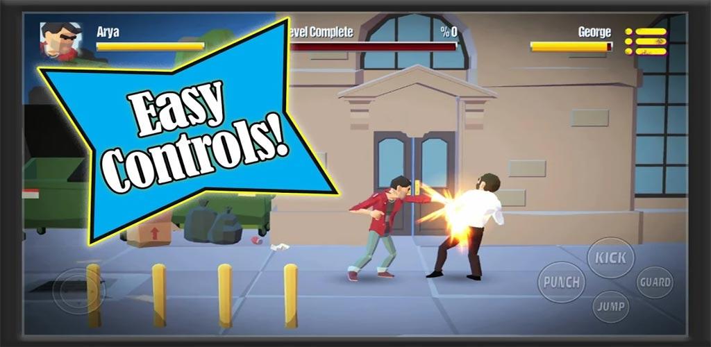 City Fighter vs Street Gang 5