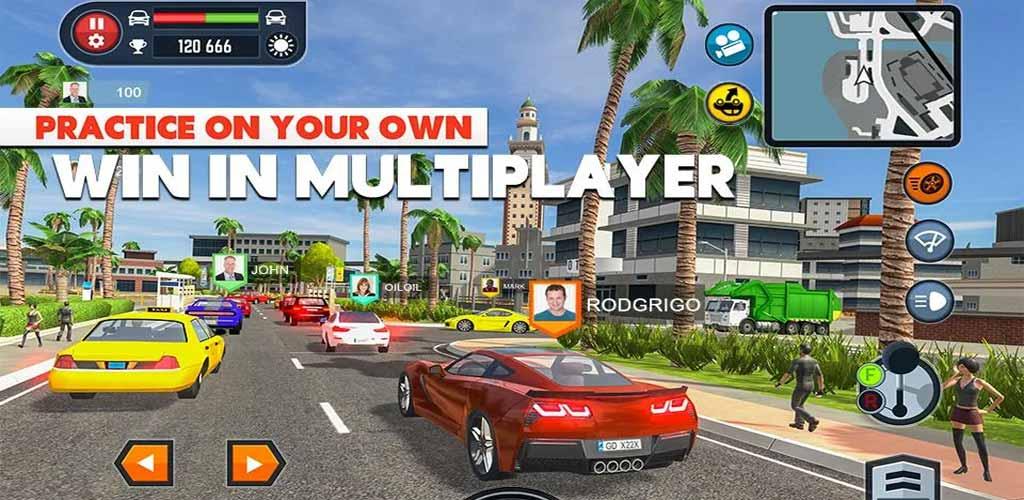 Car Driving School Simulator 5