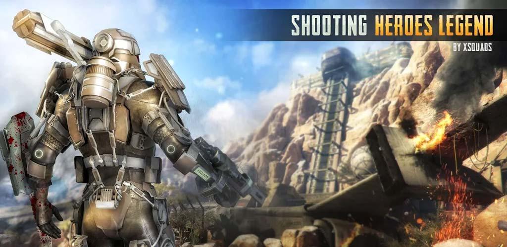 Shooting Heroes Legend 1