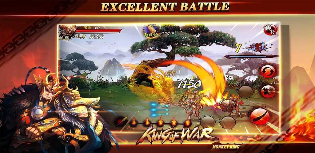 King of war-Monkey king 1