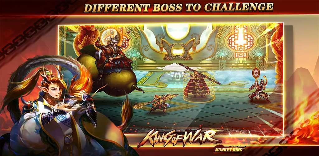 King of war-Monkey king 2