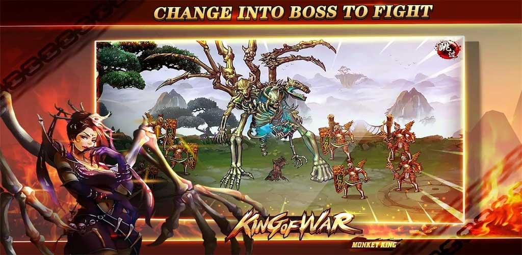King of war-Monkey king 3