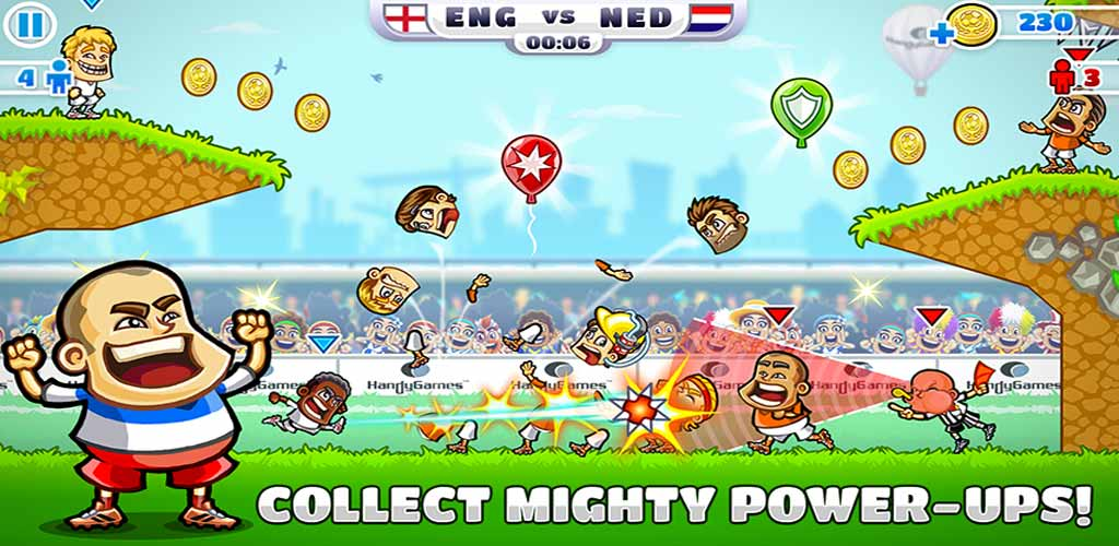 Super Party Sports Football 4