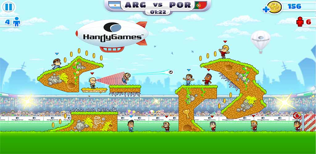 Super Party Sports Football 5