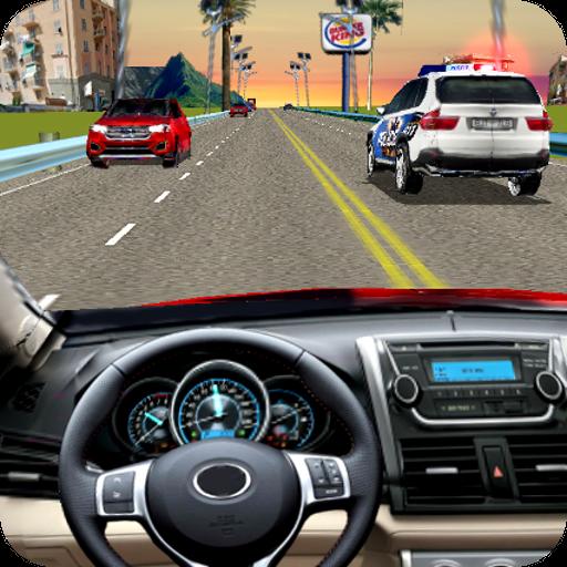 Racing In Car >> Traffic Racing In Car