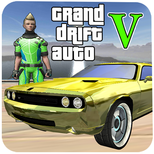 Grand Drift Auto V