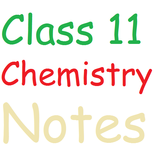 Class 11 Chemistry Notes