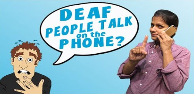 Talk to Deaf People