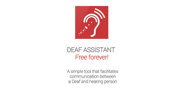 Deaf Application