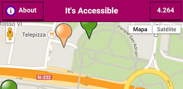Its Accessible