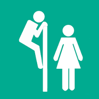 taiwan find toilet(accessible) icon