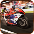 Motorcycle Rider Race