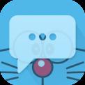 Messaging 7 Theme for Doraemon