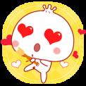 Emoji Sticker - Valentines