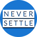 NEVER SETTLE Wallpapers