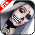 Halloween Makeup Photo Editor 2018
